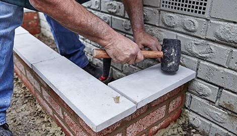 Put Concrete Crapper on the Bricks