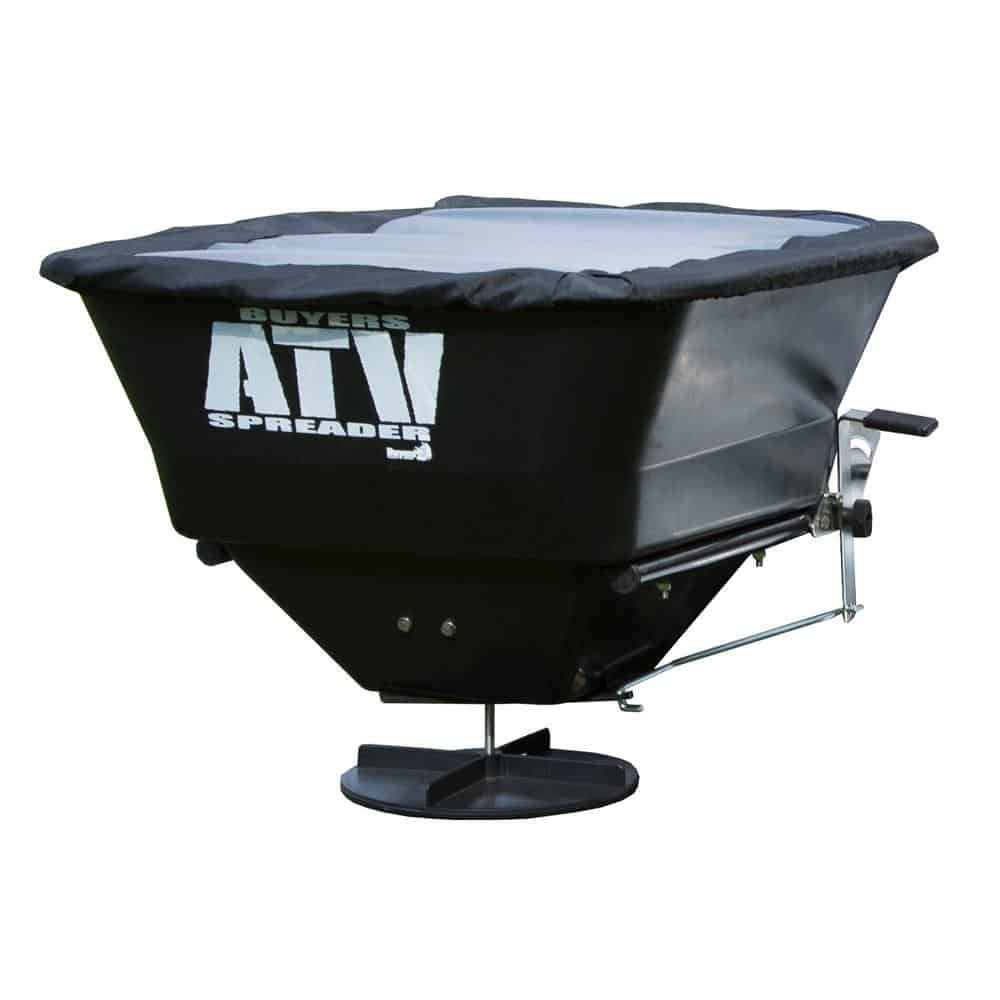 Buyers Products ATVS100 ATV All-Purpose Broadcast Spreader - best lawn spreader for grass seeds
