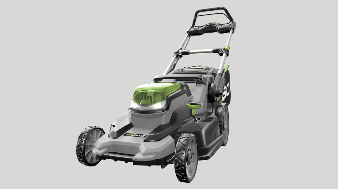 EGO Power Lithium-Ion Cordless Walk Lawn Mower - best Cordless Walk Lawn Mower for small lawn