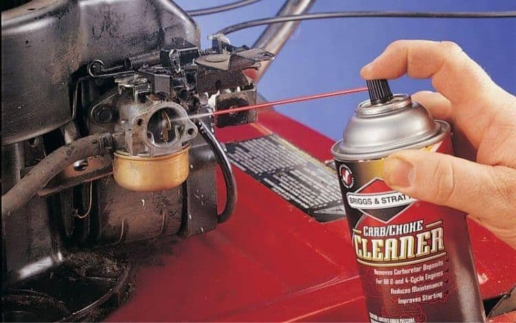 How to Clean The Carburetor Without Removing It?