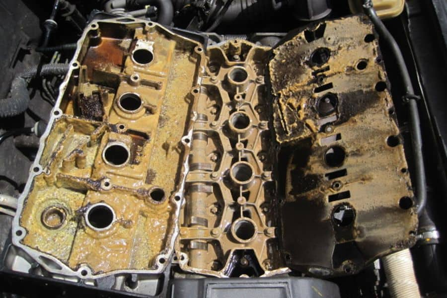 Lawnmower Engine Problems and Symptoms A Blown Head Gasket