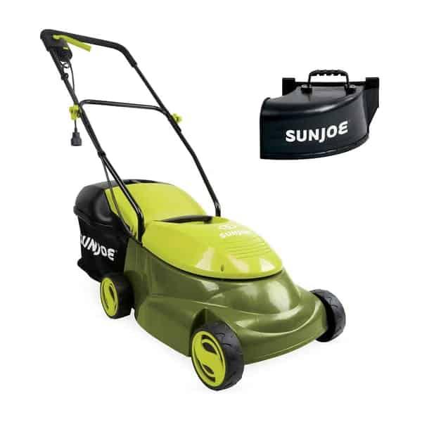 Sun Joe MJ401E-PRO Electric Lawn Mower - best light weight lawn mower for small yard