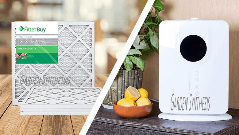 What Is The Difference Between An Air Purifier And An Air Filter