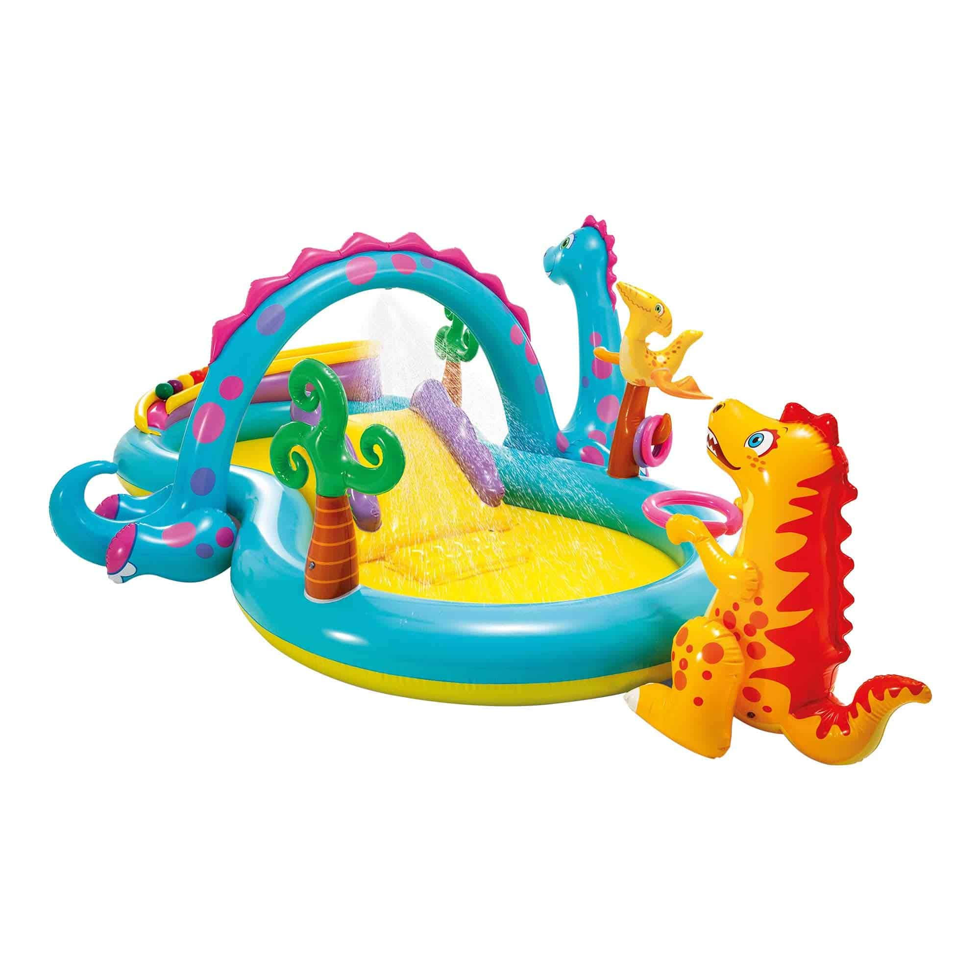 Intex Dinoland Inflatable Play Center - Best play center for kids