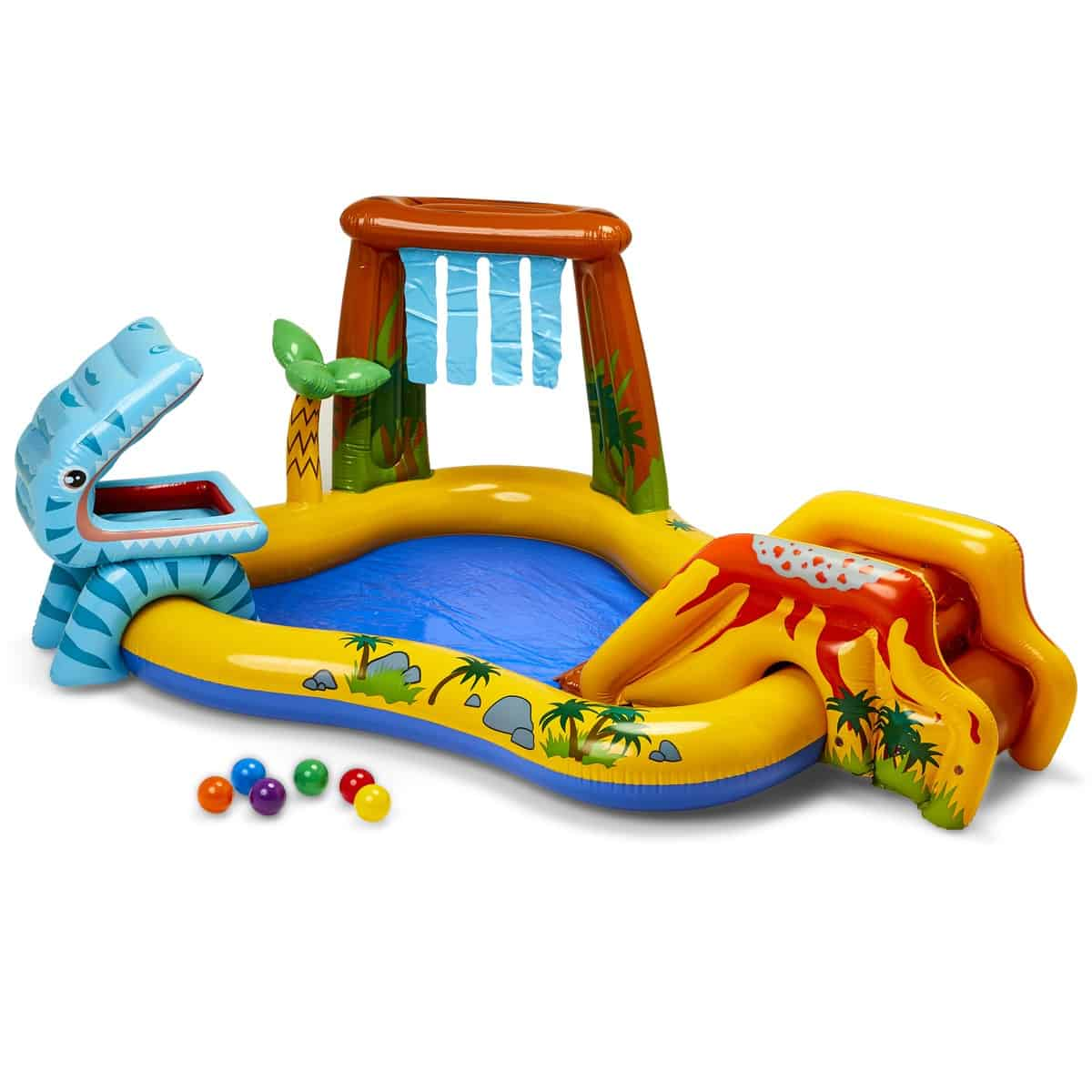 Intex Dinosaur Inflatable Play Center - Best dinosaour kiddie pool