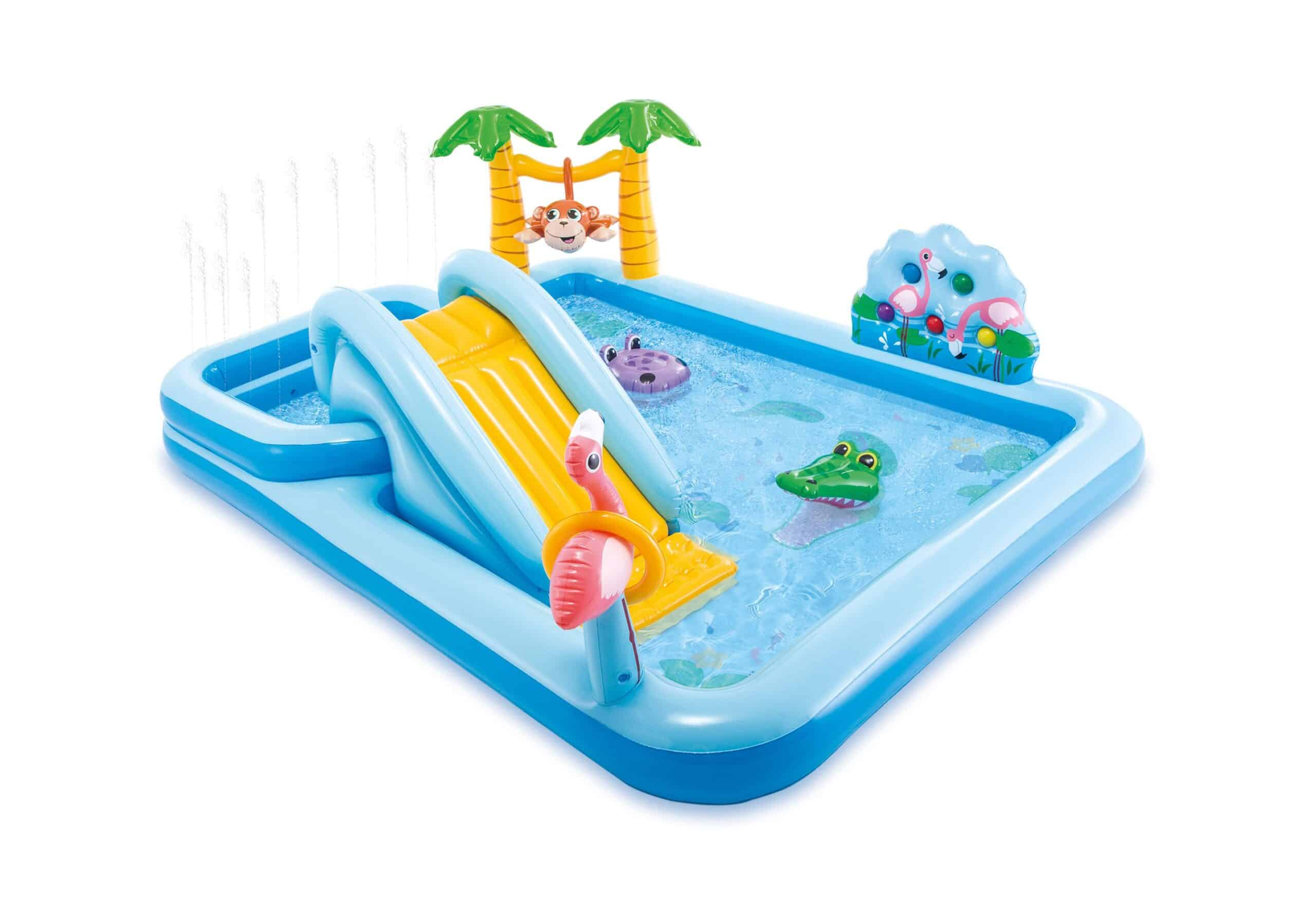 Intex Jungle adventure Play center - Best adventurious kiddie pool