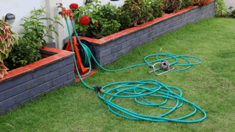 Make Your Garden Near The Water Source
