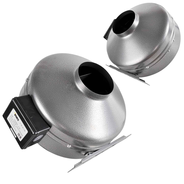 iPower Inline Duct Ventilation Fan - Best grow tent inline fan