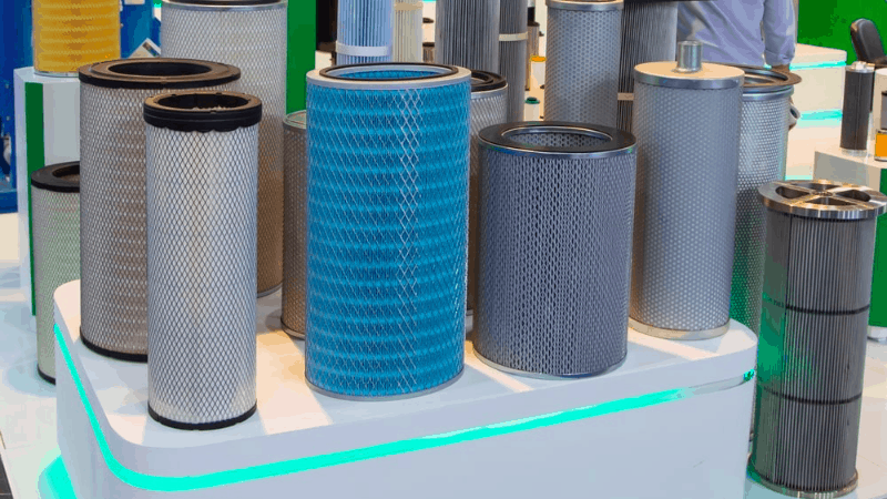 Different Types of Carbon Filter For Grow Room