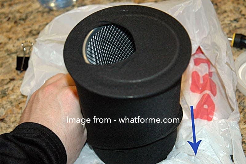 DIY-Carbon-Filter-for-Grow-Room-Adjust-the-jars - step 5