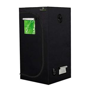 Best Grow Tent With Observation Window- CoolGrows 3x3x6 Grow Room