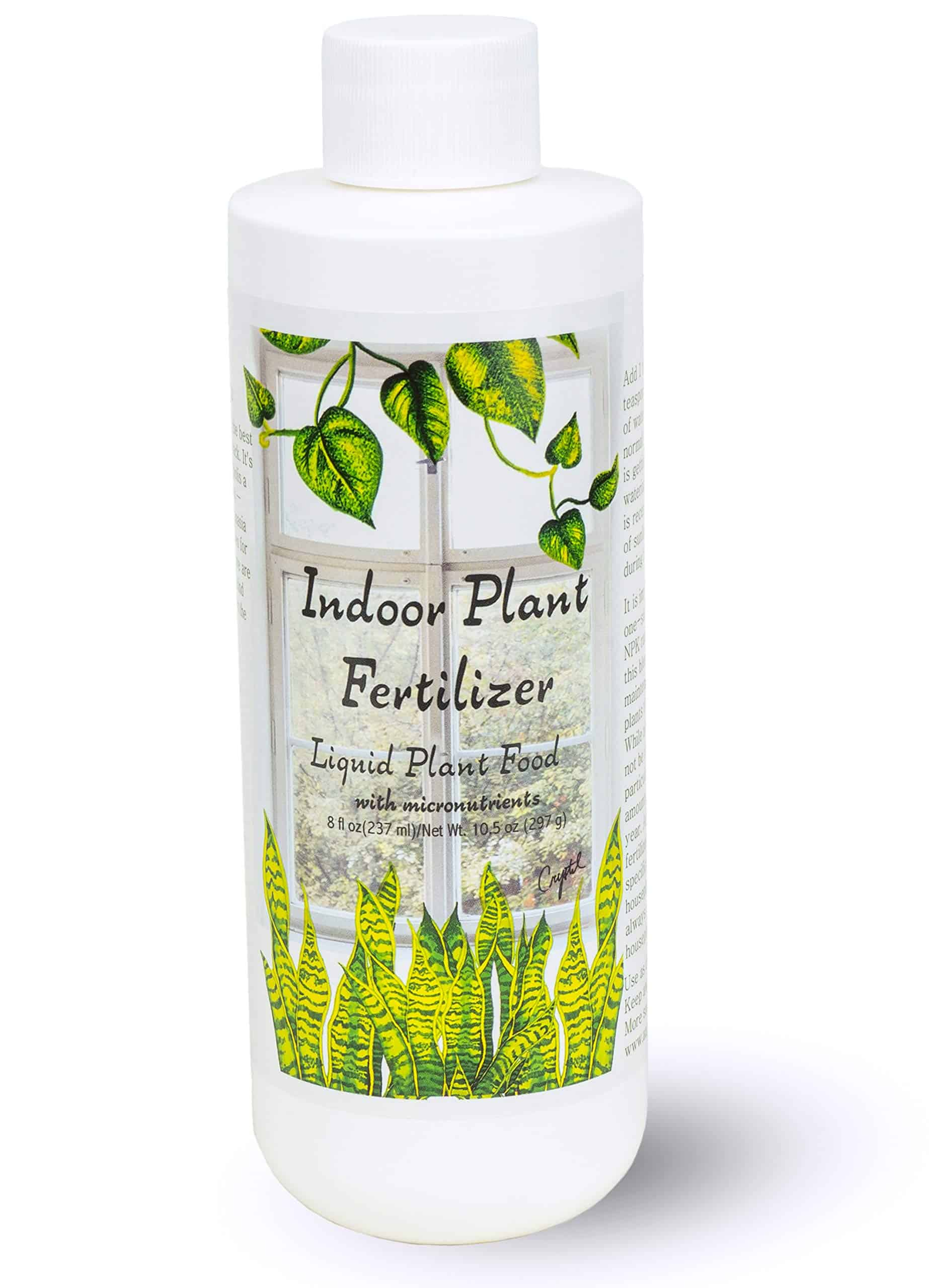 Aquatic Indoor Plant Fertiliser - Best Fertilizer for snake pant - Best fertilizer for indoor plants