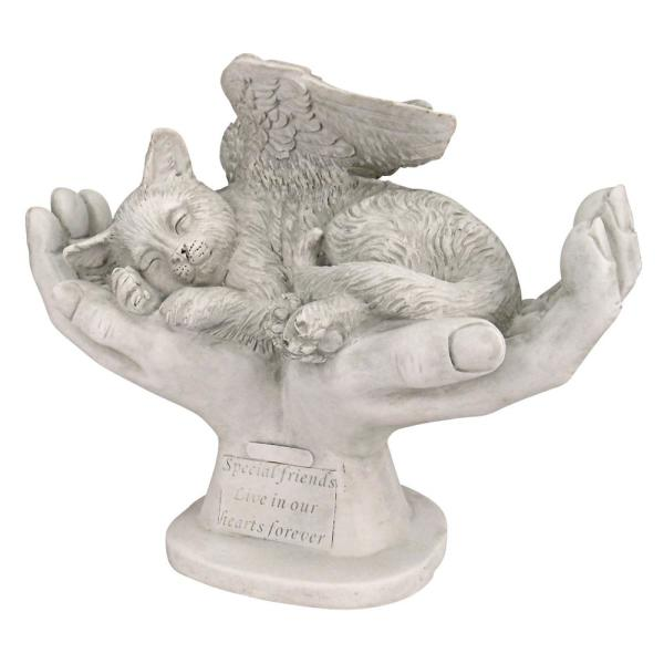Best Antique Statue For Small Lawn - In God's Hand