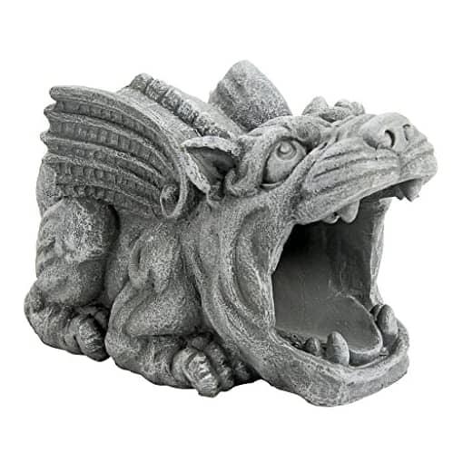 Best Dragon Statue for Garden - Rolland The Gargoyle Gutter Guardian
