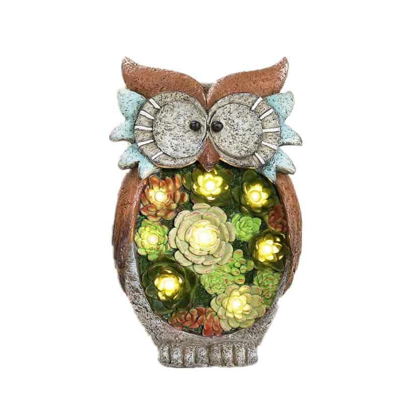 Best Owl Statue For Garden - Owl Figurine Garden Statue