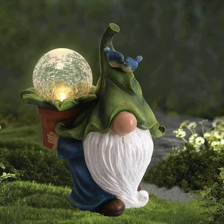 Best Statue For Balcony - Garden Gnome Statue