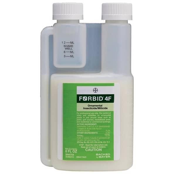 Forbid 4F Miticide - Best pet friendly pesticide