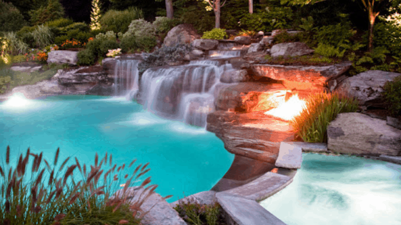 Most Luxurious Fountain Ideas