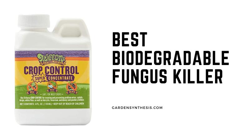 Trifecta Crop Control - Best Biodegradable Fungus Killer