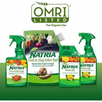 natria 706250a neem oil spray for plants pest organic disease control - Best neem oil pesticide - best OMRI listed organic pesticide