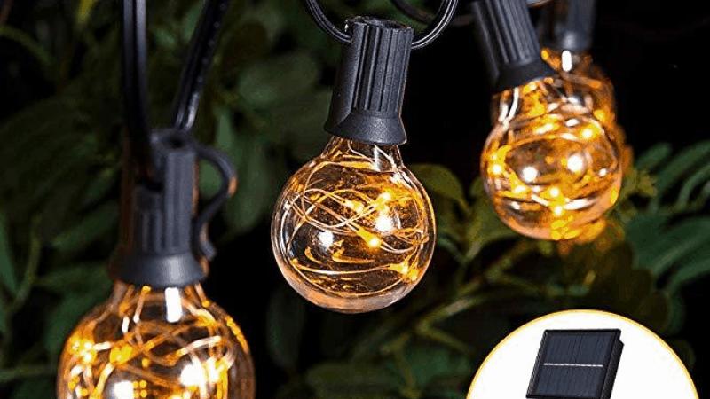 Best LED Grow String Lights For Outdoor Lighting