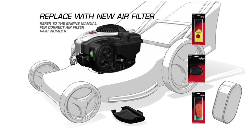 Dual Element Air Filtering System