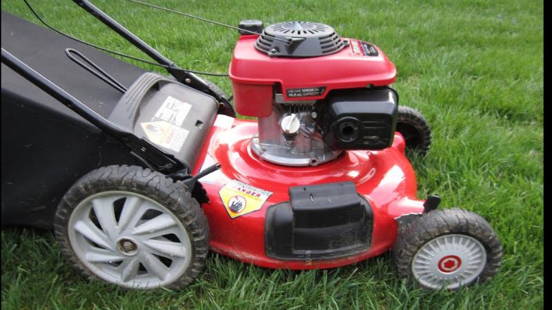 How much oil does a Honda gcv160 lawn mower take?