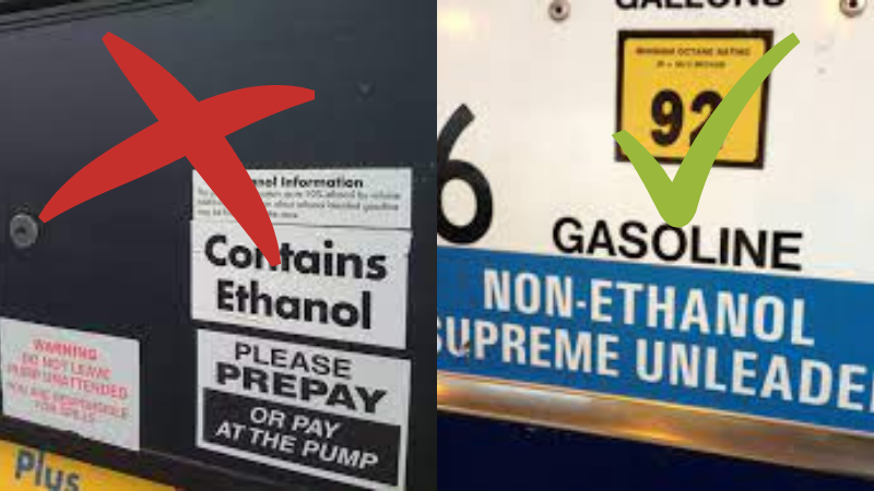 How to Prevent Your Lawn Mower From Not Starting After Winter Storage - Say No To Ethanol-based Gasoline