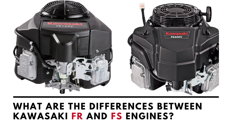 What Are The Differences Between Kawasaki FR and FS Engines?