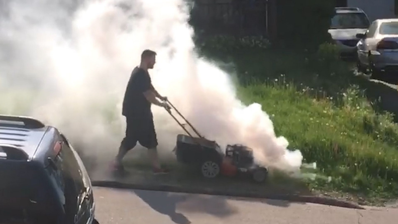 What Happens If You Run A Honda Lawn Mower Without Oil?