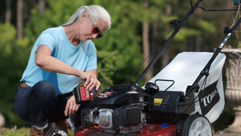 When You Should Change Your Honda Lawn Mower Oil?
