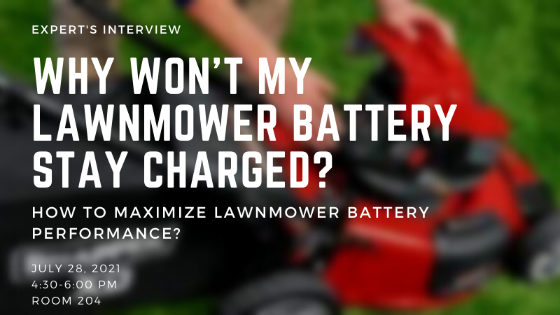 Why Won't My Lawnmower Battery Stay Charged - How To Maximize Lawnmower Battery Performance
