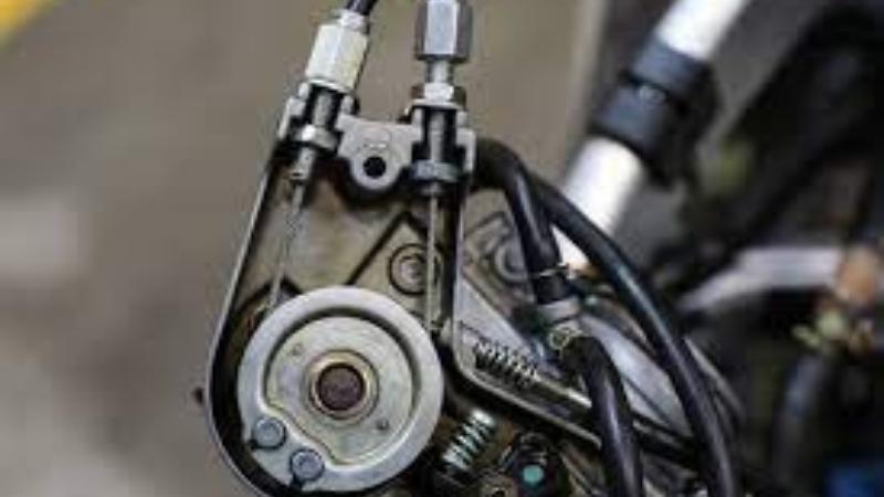 Adjusting Throttle Internal Cable