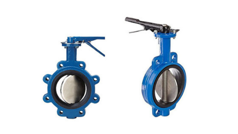 Another Butterfly Valve