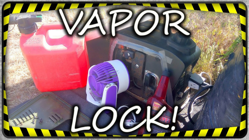 Can A Lawnmower Engine Vapor Lock?