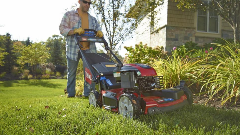 How To Green Up A Lawn Fast - Regular Mowing of Your Lawn