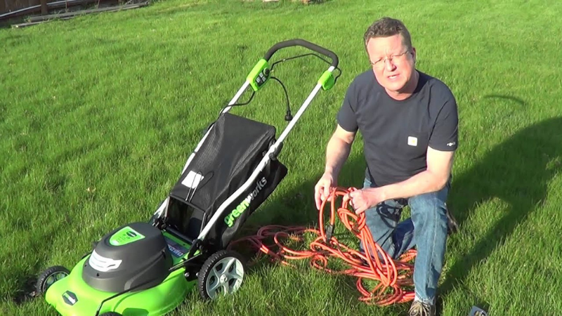 Why Is My Lawnmower Cutting Out - Not Connected chords of lawnmower