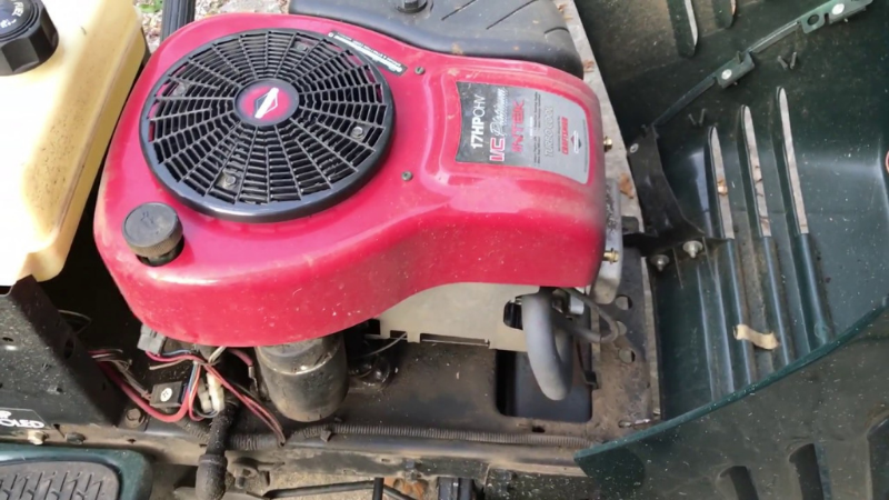 Why Is My Lawnmower Cutting Out - Overheating Issue For Motor