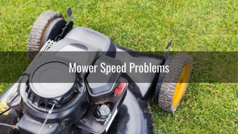 lawnmower Idle Speed Control Issues