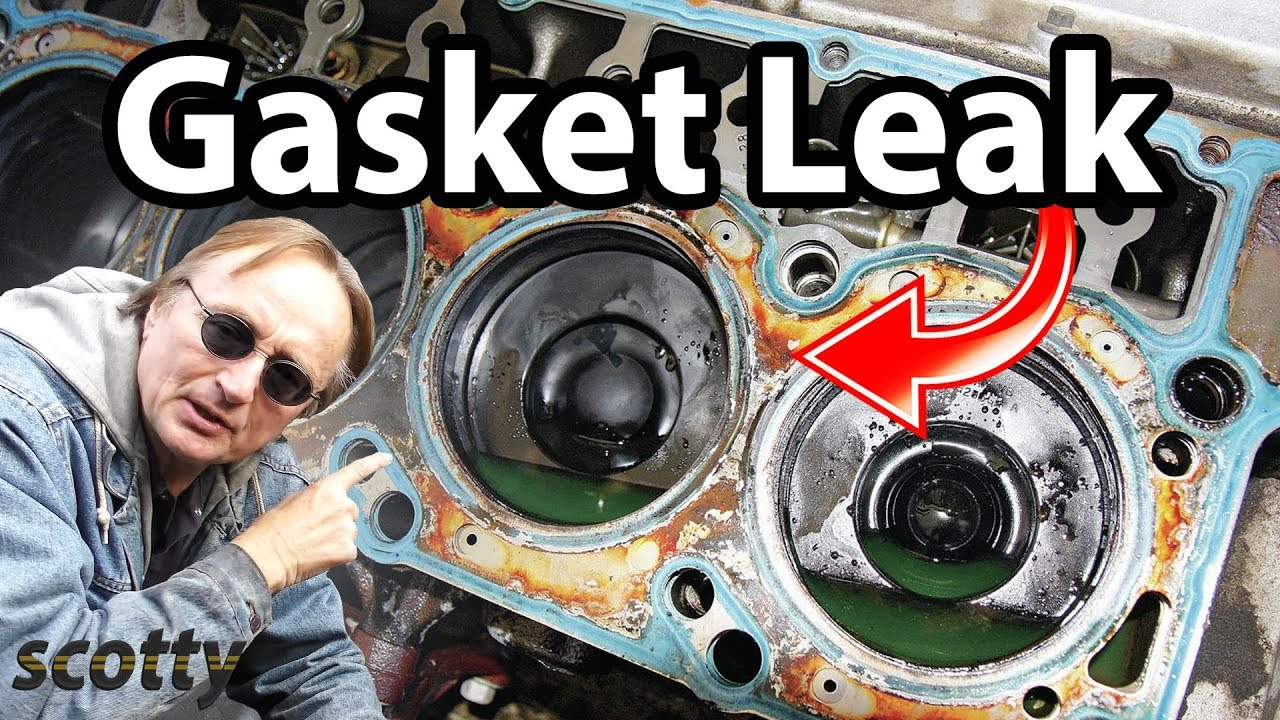 leakage issue in the gasket