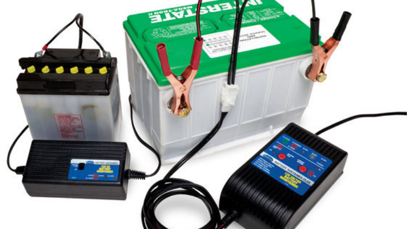 Can Lawn Mower Batteries Be Recharged?