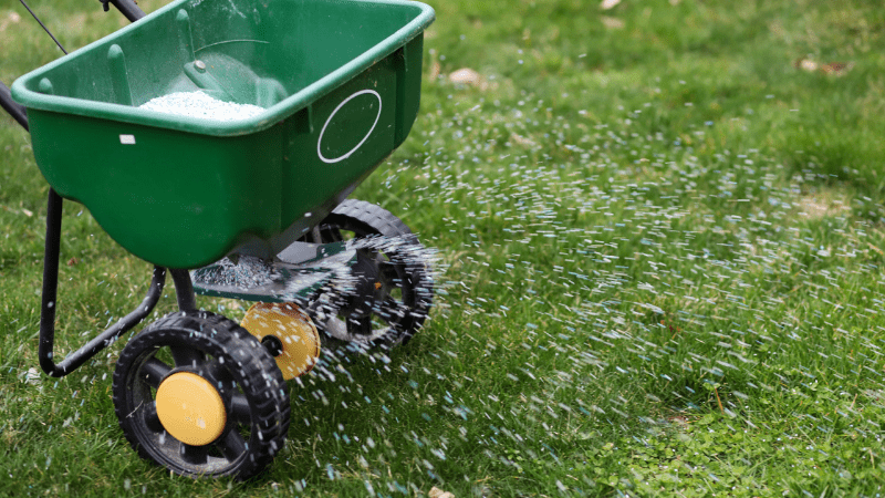 Can You Spread Grass Seed With A Drop Spreader?