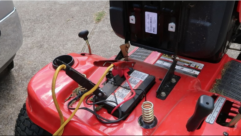 What Is The Best Way To Charge A Lawnmower Battery?