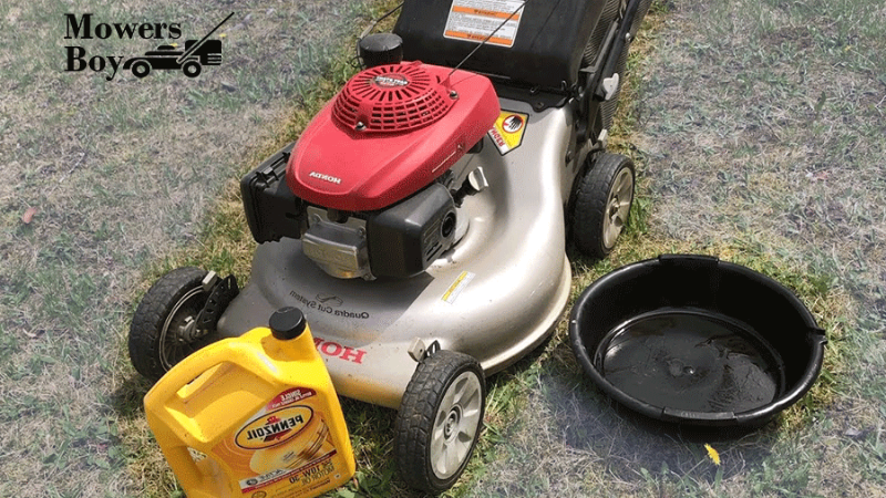 What Oil Does A Poulan Lawn Mower Use?