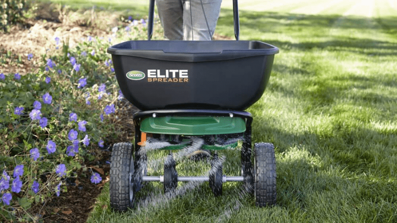 What Setting Do I Put My Spreader On For Grass Seed?