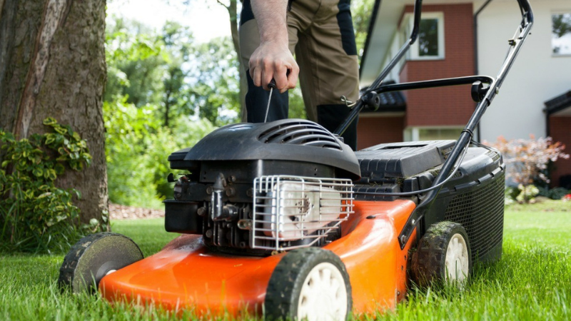 ou Start A Mower Without The Pull Cord?